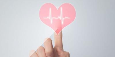 Mão e um coração